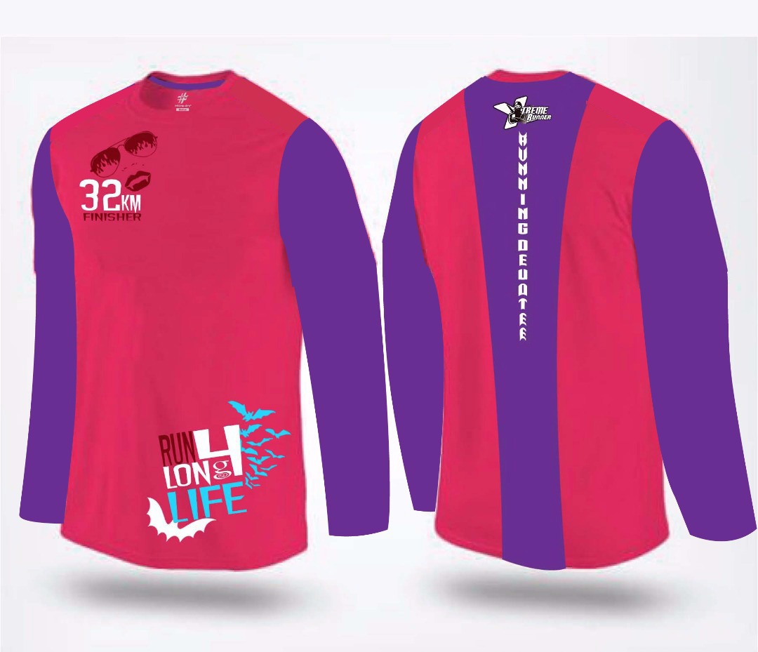 NEW : Run4LongLife (Long Sleeves)